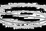 Porzellan Menü-Teller